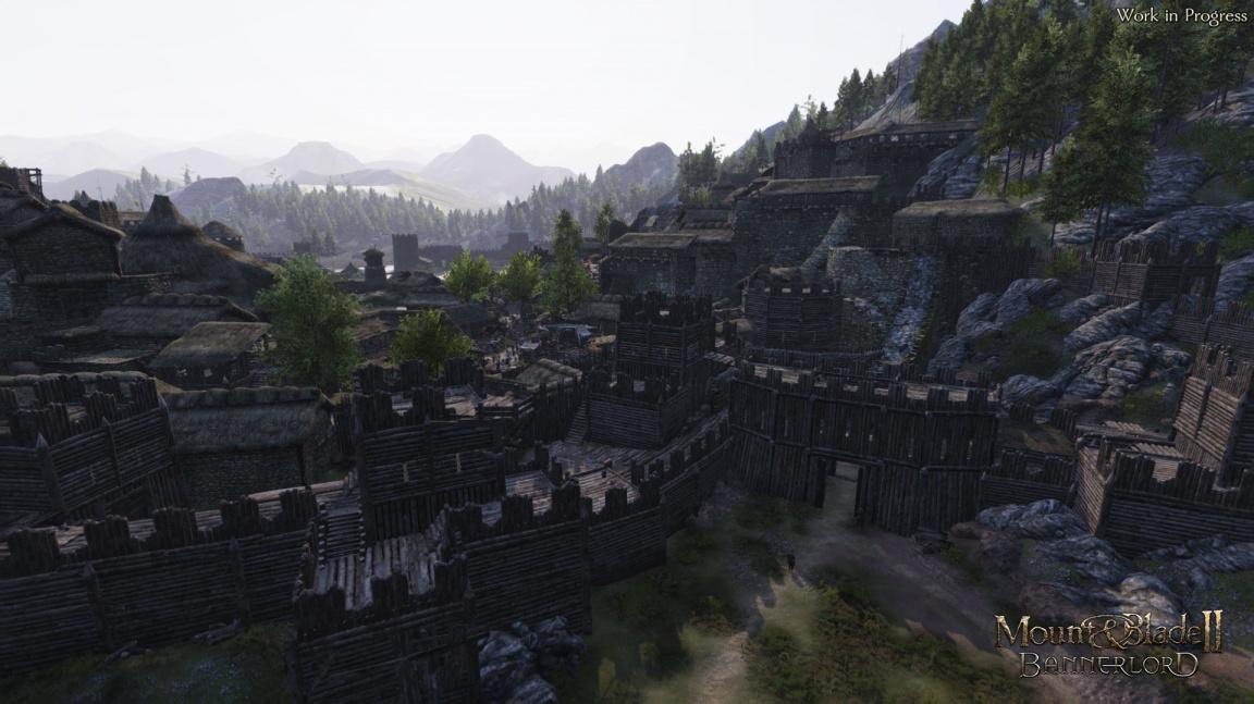 První dojmy z Mount & Blade II: Bannerlord