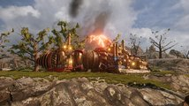 Český survival Volcanoids se provrtal na Steam v předběžném přístupu