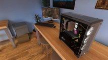 PC Building Simulator opouští předběžný přístup s desítkami licencovaných komponent