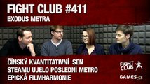 Fight Club #411: Exodus Metra
