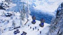 Právě vyšla oldschoolová strategie Bannermen, ve které vládnete přírodě pomocí magie