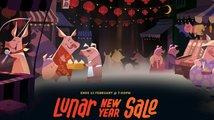 Čínské novoroční oslavy na Steamu vám dají slevu na první nákup