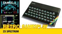 Retro GamesPlay – letem světem ZX Spectrem