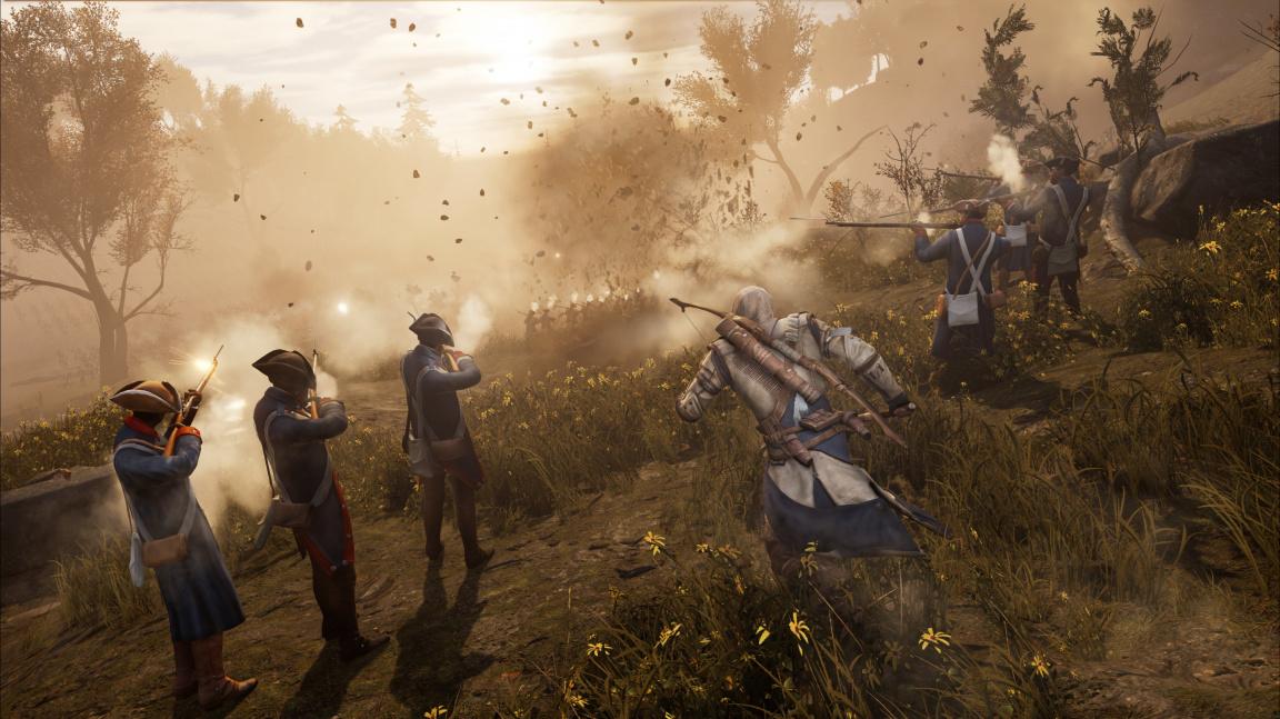 Assassin's Creed III Remastered přejímá užitečné funkce nových dílů