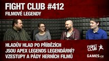 Fight Club #412 s Mr. Hladem o filmech podle her a Apex Legends