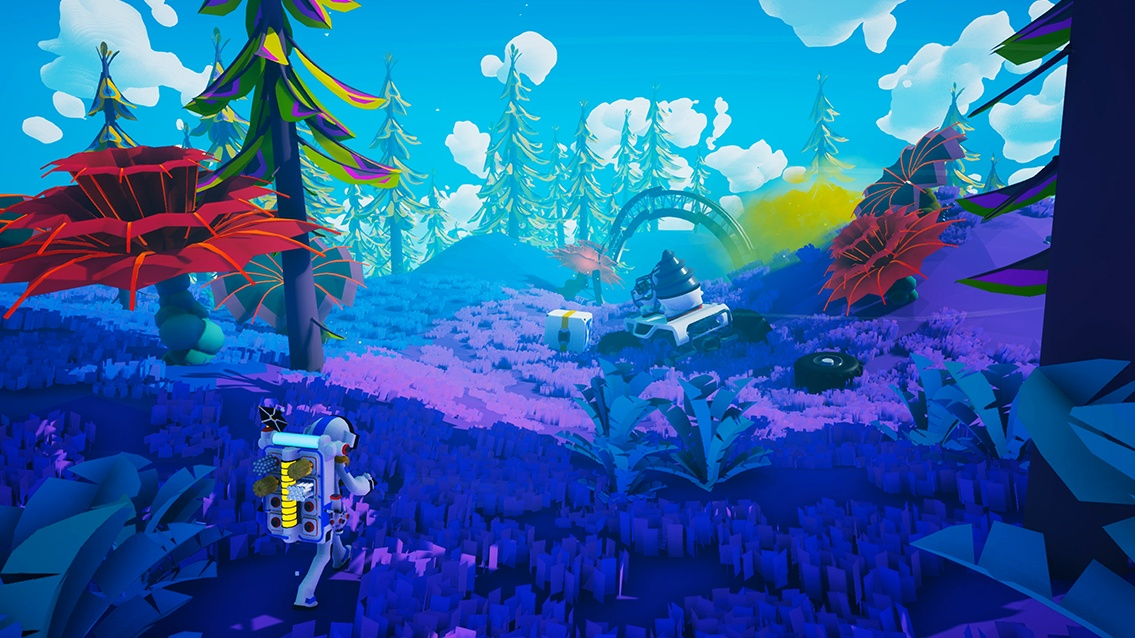 Vesmírný sandboxový survival Astroneer opustil early access