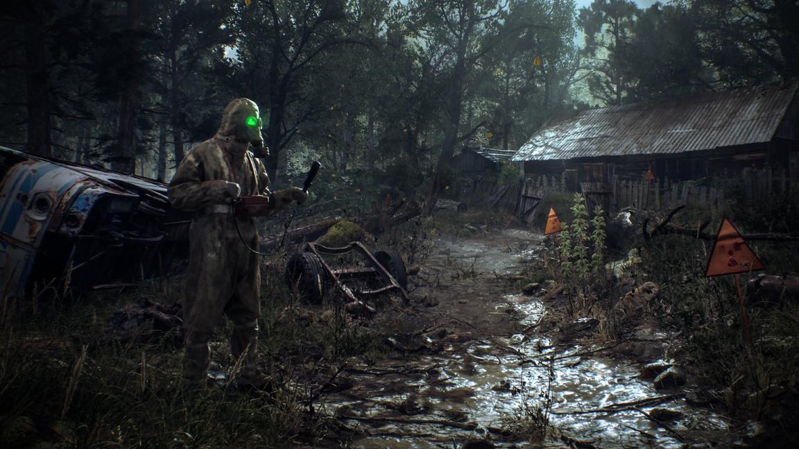 Podívejte se do zamořeného Černobylu v hororu Chernobylite