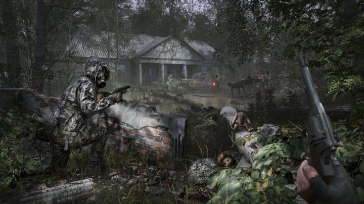 Pokud se chcete předběžně podívat do Černobylu, vyšla hororová akční adventura Chernobylite