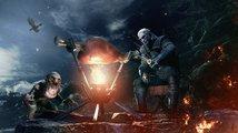 Zaklínač Geralt konečně dorazil do Monster Hunter: World