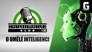 Hardware Club #26: AI neboli umělá inteligence