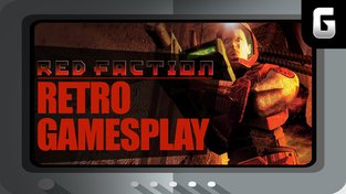 Retro GamesPlay - Red Faction + Extra Round - Solitaire