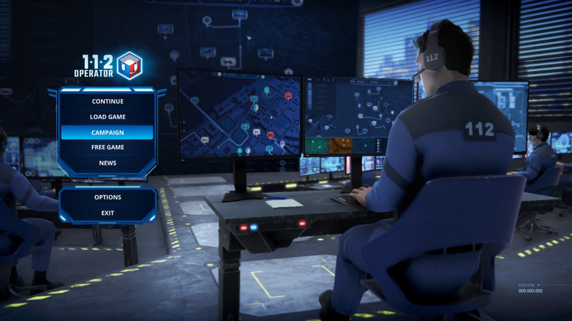 Tísňová linka se opět rozezvoní v pokračování manažerské simulace 112 Operator