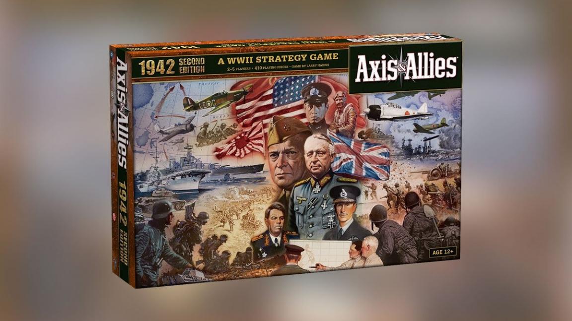Souboj mocností druhé světové války rozhodne multiplayerová bitva v Axis & Allies Online