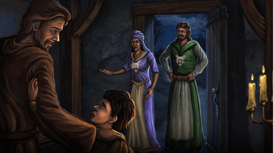 Staňte se mladým kouzelníkem v adventurním RPG Mage's Initiation