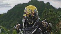 Blomkampův hraný film ze světa Anthem vypadá spíš jako trailer
