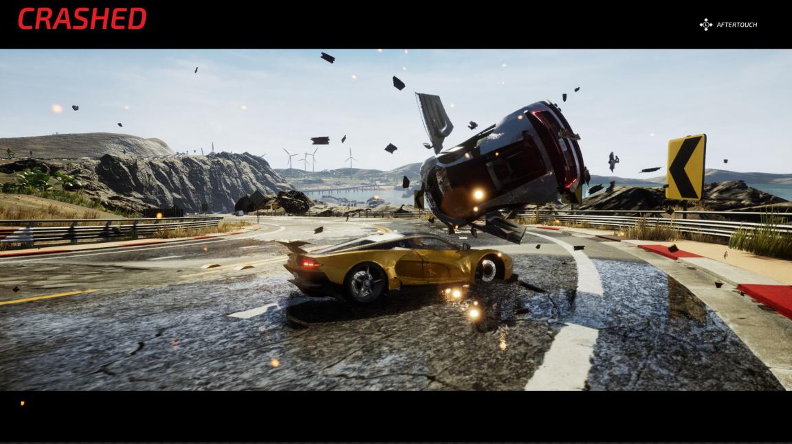 Novinka Dangerous Driving slibuje hratelnost starých dobrých Burnoutů