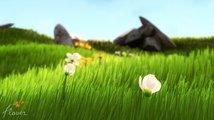 Nezapomenutelná relaxační hra Flower vyšla na PC