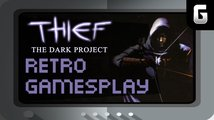 Retro GamesPlay - Thief: The Dark Project + Extra Round - Unlimited Warriors