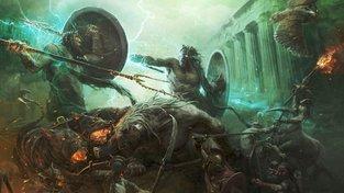 Ve strategii Mythic Battles: Pantheon svedou bitvu bohové starověkého Řecka