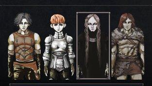 Hororové RPG Fear & Hunger vás připraví o kamarády, končetiny i příčetnost