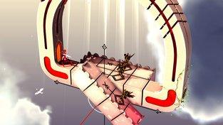Krásná logická hra Euclidean Skies potrápí vaši představivost Rubikovou kostkou