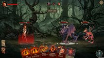Roguelike RPG Deck of Ashes kombinuje Darkest Dungeon a Slay the Spire