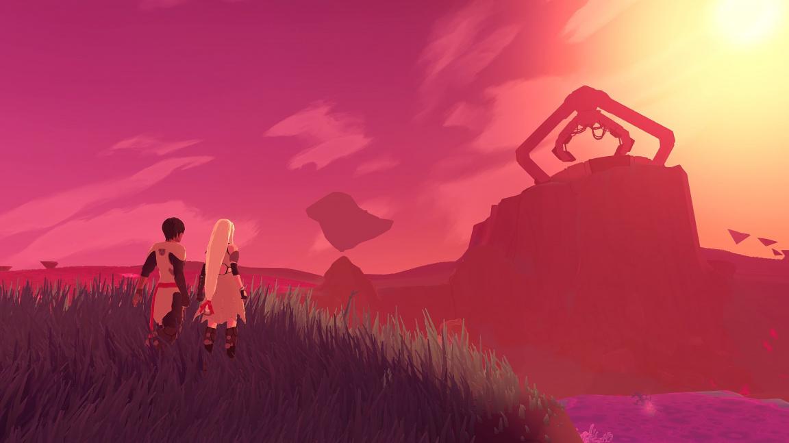 Tvůrci Furi oznamují dobrodružné sci-fi RPG o dvou milencích