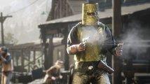 Red Dead Online se dočká rybářských soutěží a zlatého brnění