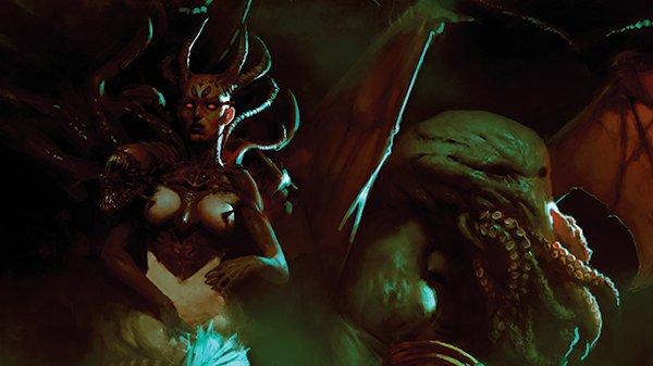 Lovecraft's Untold Stories – recenze