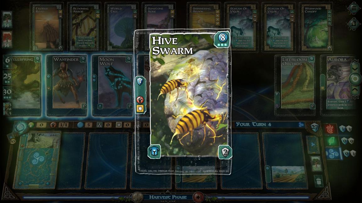 Mystic Vale – recenze unikátní karetní hry