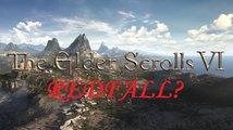 Spekulovaný název The Elder Scrolls VI: Redfall možná porušuje autorská práva