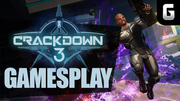 GamesPlay – hrajeme Crackdown 3