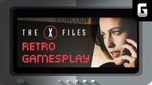 Retro GamesPlay – hrajeme interaktivní film The X-Files Game