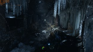 Metro Exodus: RTX on, DLSS on (pre-patch)