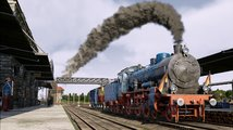 Další destinací tycoonu Railway Empire je sousední Německo