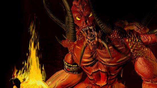 První Diablo si teď můžete zahrát v prohlížeči
