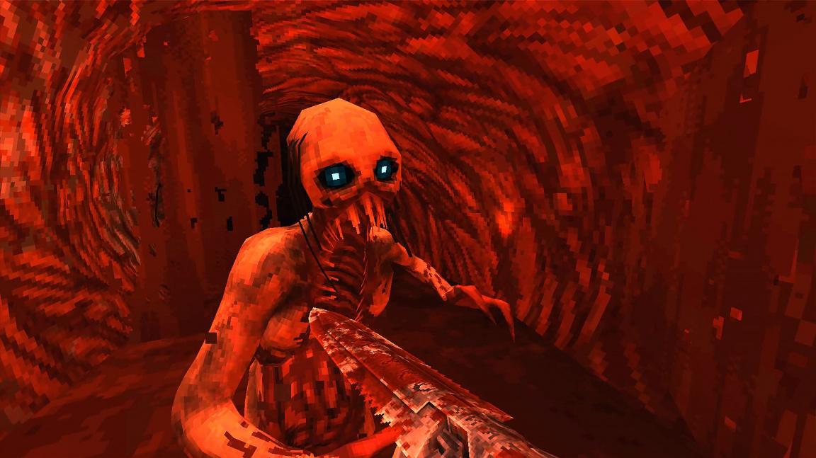 Tvůrci Duke Nukem chystají oldschoolovou střílečku Wrath: Aeon of Ruin v enginu prvního Quaka