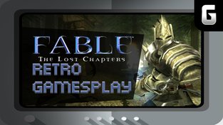 Retro GamesPlay - Fable: The Lost Chapters + Extra Round - Captain Comic