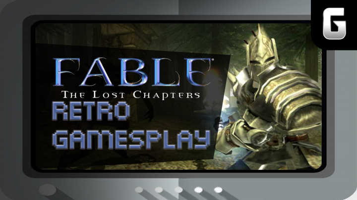 Retro GamesPlay – hrajeme RPG Fable: The Lost Chapters