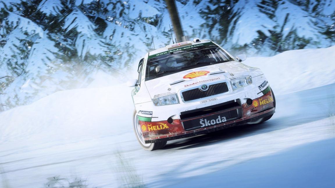První položkou season passu pro DiRT Rally 2.0 je překvapivě starší Škoda Fabia WRC
