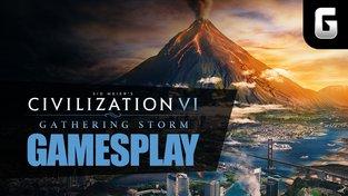 GamesPlay - Civilization VI: Gathering Storm
