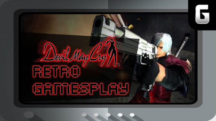 Retro GamesPlay – hrajeme hack'n'slash Devil May Cry