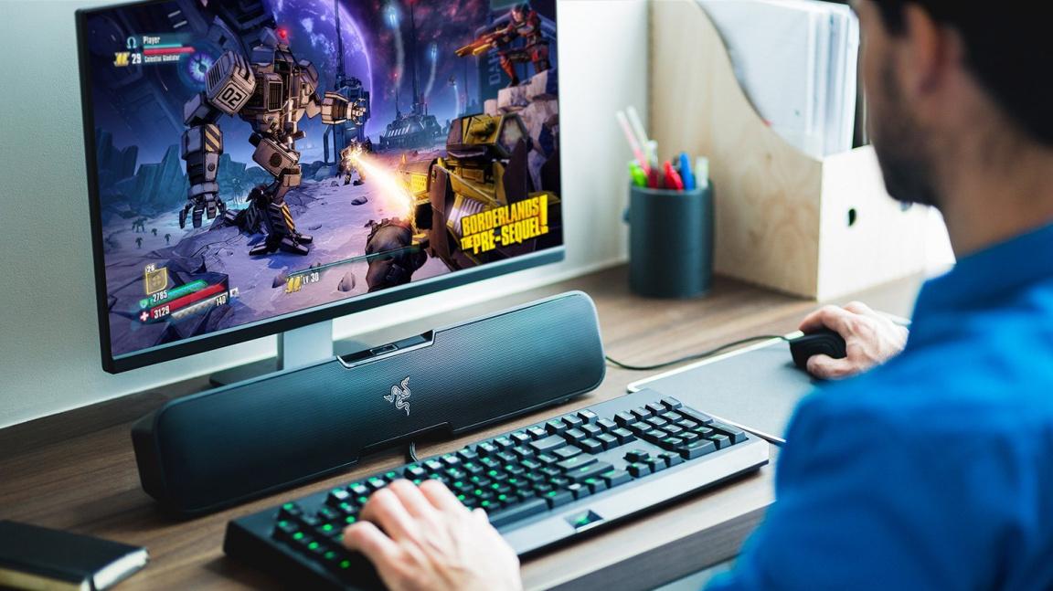 Soutěž s Razerem: vyhrajte herní soundbar Leviathan
