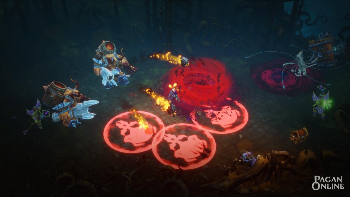 Zahráli jsme si akční Pagan Online. Bude konkurencí Diablu III?