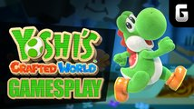 GamesPlay – hrajeme plošinovku Yoshi's Crafted World