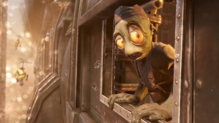 Utíkej, Abe! Oddworld: Soulstorm konečně ukazuje úprk Mudokonů