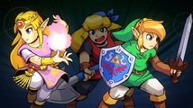 Rytmický roguelike dungeon Cadence of Hyrule pošle Zeldu a Linka na remixovou výpravu