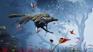Explorativní adventura Lost Ember s vlkem v hlavní roli vyjde v létě