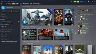 Představuje se dlouho očekávaný redesign Steamu, ale má to háček