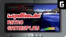 Retro GamesPlay - Wipeout + Extra Round - Sopwith